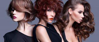 Модный стайлинг волос