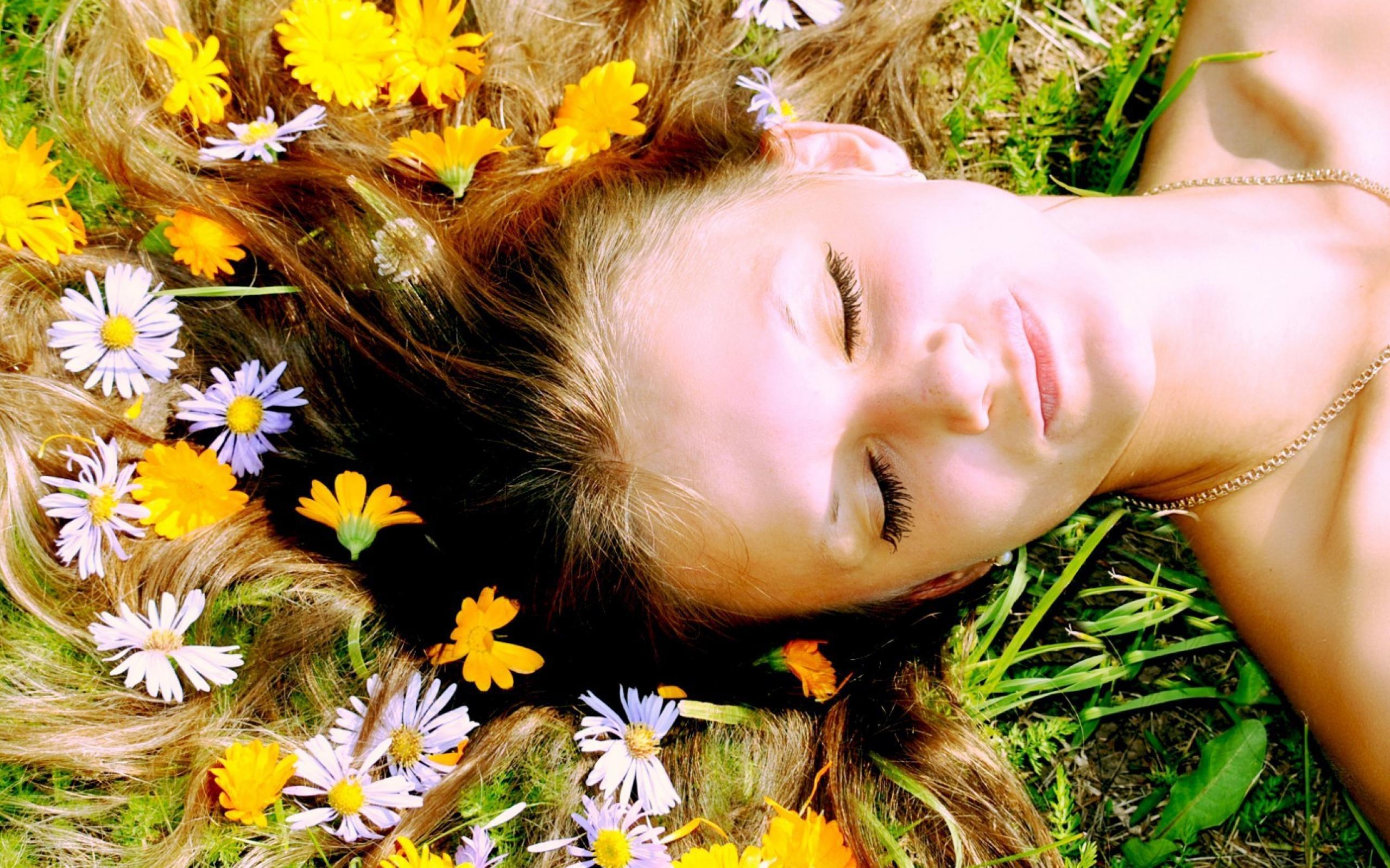 Травы для укрепления волос