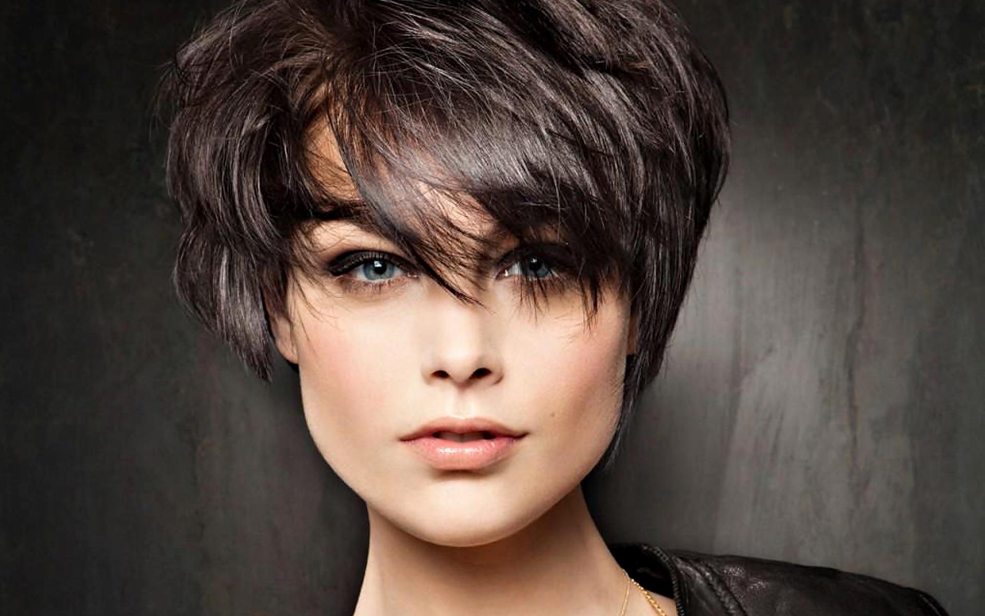 Уход за короткими волосами