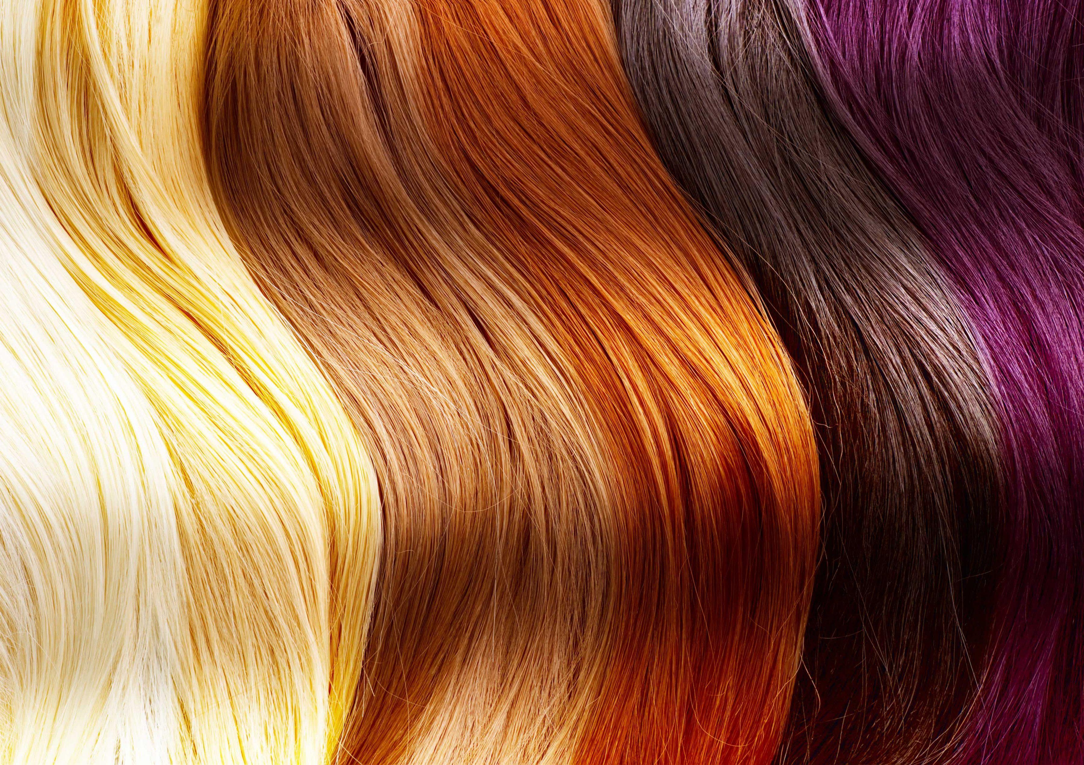 Как правильно изменить цвет волос