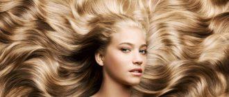 Красивые волосы – правильный уход