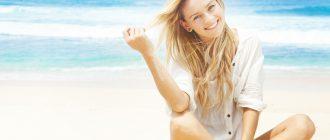 Особенности восстановления волос после летнего отдыха